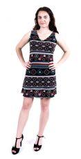 Dámské letní šaty z pružného materiálu  TT0024-0-190