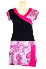 Dámské letní šaty z pružného materiálu  TT0024-0-206