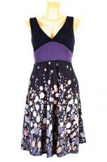 Dámské letní šaty z pružného materiálu  TT0024-0-207