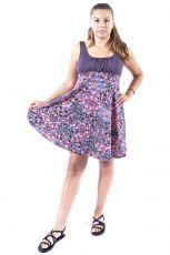Dámské letní šaty z pružného materiálu  TT0024-0-185