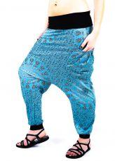 Dámské letní turecké kalhoty AKIRO TT0042-01-002