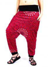 Dámské letní turecké kalhoty AKIRO TT0042 01 003