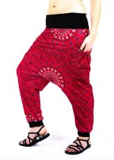 Dámské letní turecké kalhoty AKIRO TT0042-01-003