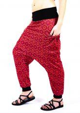 Dámské letní turecké kalhoty AKIRO TT0042-01-001