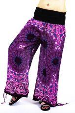 Kalhoty DAPHNE viskóza Thajsko TT0043-06-004