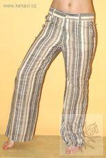 Kalhoty lněné