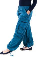 Kalhoty TEARS (unisex), měkčená letní bavlna NT0053 35 006 KENAVI