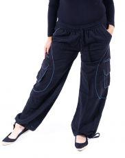 Kalhoty TEARS (unisex), měkčená letní bavlna NT0053-35-007