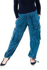 Kalhoty TEARS (unisex), měkčená letní bavlna NT0053-35-006