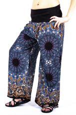 Kalhoty dámské DAPHNE viskóza Thajsko TT0043-06-002