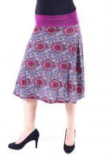 Krátká dámská letní sukně LOLA MIDI TT0102-02-018