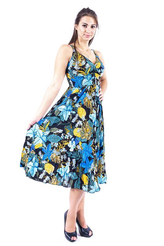 Letní dámské letní šaty SOMA TT0113 01 004