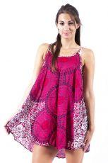 Ležérní letní mini šaty SPAGETI  TT0111-01-003