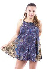 Ležérní letní mini šaty SPAGETI  TT0111-01-006
