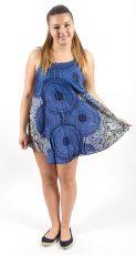Ležérní letní mini šaty SPAGETI  TT0111-01-008