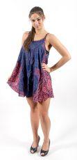 Ležérní letní mini šaty SPAGETI  TT0111-01-009