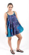 Ležérní letní mini šaty SPAGETI  TT0111-01-012