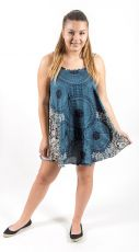 Ležérní letní mini šaty SPAGETI  TT0111-01-014