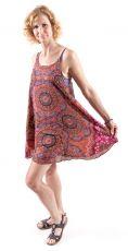 Ležérní letní mini šaty SPAGETI  TT0111-01-015