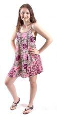 Ležérní letní mini šaty SPAGETI  TT0111-01-018