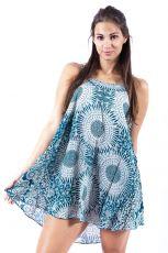 Ležérní letní mini šaty SPAGETI  TT0111-01-021
