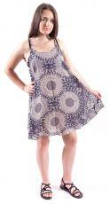 Ležérní letní mini šaty SPAGETI  TT0111-01-020