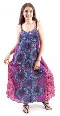 Ležérní letní mini šaty SPAGETI  TT0115-01-001
