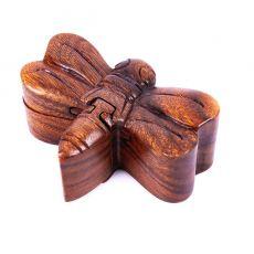 Magická krabička - malá šperkovnice VÁŽKA - ID1601305