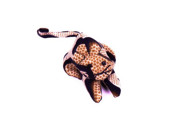 Pískové zvířátko textilní kočička handmade TD0001 019
