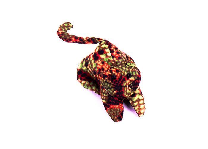 Pískové zvířátko textilní kočička handmade TD0001 020
