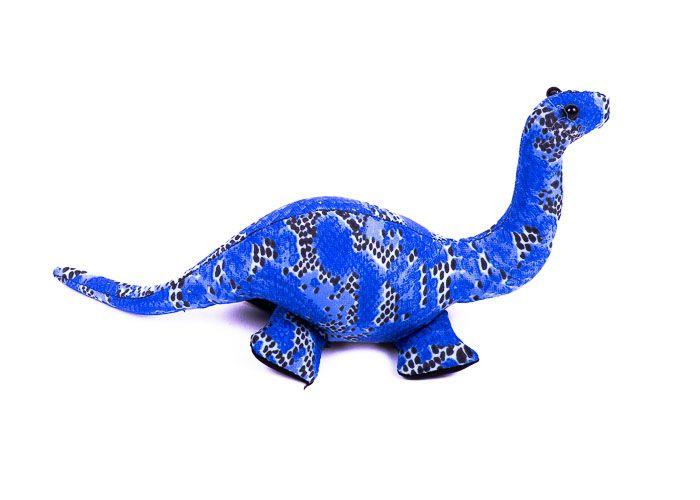 Pískové zvířátko textilní veleještěr handmade TD0003 018