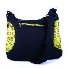 Taška SHAPE, barevný potisk, kusová výroba z Nepálu  NT0087-52-003