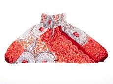 Dětské letní turecké kalhoty harémové  BABY ORIGIN  80 cm TT0103-03-021