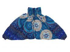 Dětské letní turecké kalhoty harémové  BABY ORIGIN  80 cm TT0103-03-028