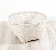 Bambusový koš na prádlo M  ID1606603-02