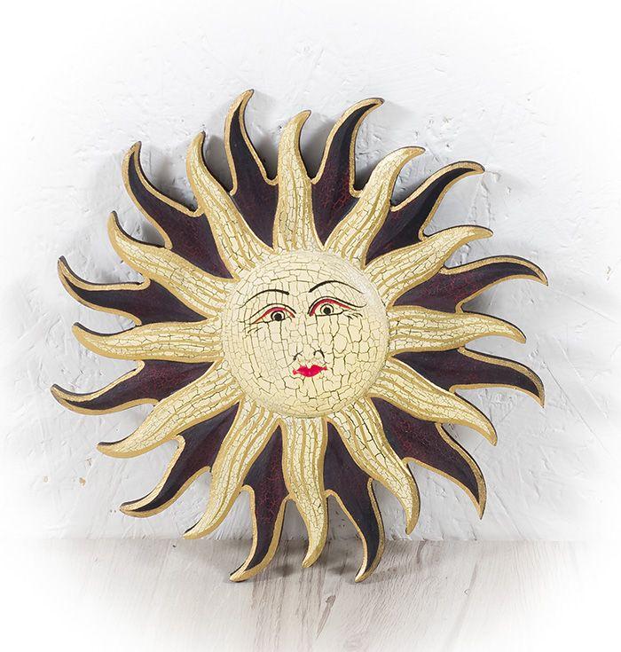 Slunce závěsné 25 cm - ID1600606