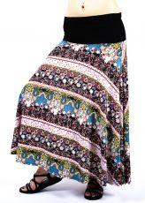 Dámská dlouhá sukně LOLA LONG z letního materiálu  TT0100-01-111