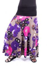 Dámská dlouhá sukně LOLA LONG z teplejšího materiálu TT0100-01-124