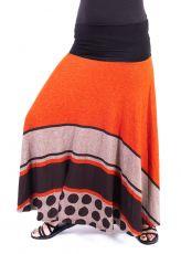 Dámská dlouhá sukně LOLA LONG z teplejšího materiálu TT0100-01-128