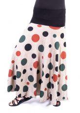Dámská dlouhá sukně LOLA LONG z teplejšího materiálu TT0100-01-129