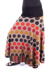 Dámská dlouhá sukně LOLA LONG z teplejšího materiálu TT0100-01-131