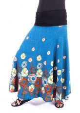 Dámská dlouhá sukně LOLA LONG z teplejšího materiálu TT0100-01-133