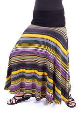 Dámská dlouhá sukně LOLA LONG z teplejšího materiálu TT0100-01-134