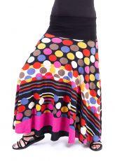 Dámská dlouhá sukně LOLA LONG z teplejšího materiálu TT0100-01-136