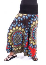 Dámská dlouhá sukně LOLA LONG z teplejšího materiálu TT0100-01-137