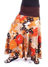 Dámská dlouhá sukně LOLA LONG z teplejšího materiálu TT0100-01-141