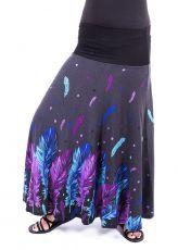 Dámská dlouhá sukně LOLA LONG z teplejšího materiálu TT0100-01-116
