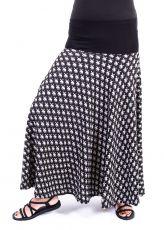 Dámská dlouhá sukně LOLA LONG z teplejšího materiálu TT0100-01-121