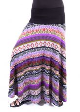Dámská dlouhá sukně LOLA LONG z teplejšího materiálu TT0100-01-113