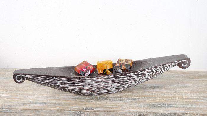 Dekorativní podlouhlá miska GONDOLA - ID1608208-02